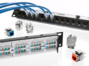 Image - Go with the Industrys First Component-rated CAT 6A System