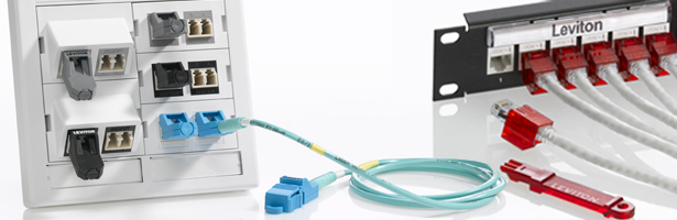 Image - Protect critical data ports with Leviton Secure Connectivity