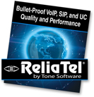 Image - Bullet-Proof VoIP, SIP, and UC Quality and Performance Across Your Entire Network…