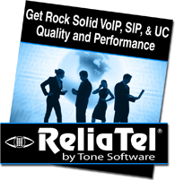 Image - Get Rock Solid VoIP, SIP, and UC Quality and Performance – Learn How…