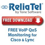 Image - Monitor VoIP QoS in 10 Minutes or Less – FREE Download…