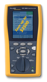 Image - Fluke Networks' Trust Your Tester DTX Trade-Up Program