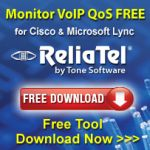Image - Get Free VoIP QoS Monitoring in 10 Minutes or Less � Download the Free Tool�